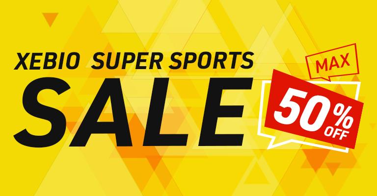 XEBIO SUPER SPORTS SALE